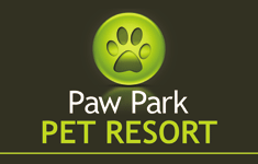 Paw Park Pet Resort Logo