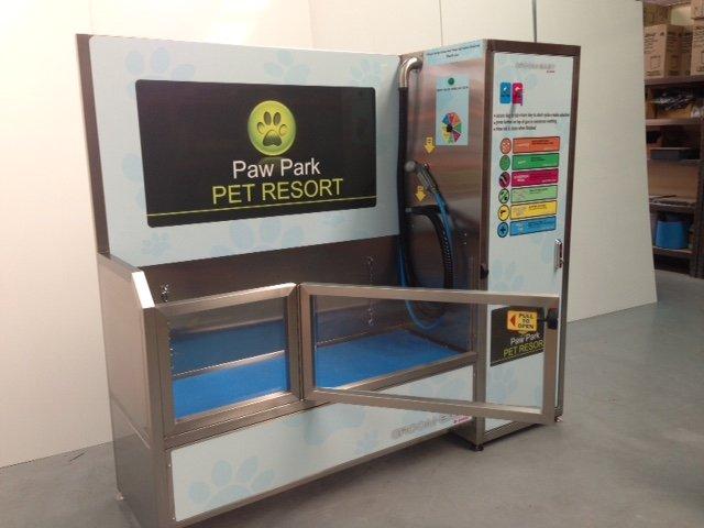 Paw Park K9000 Dog Wash