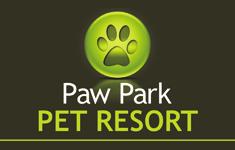 Paw Park Pet Resort Logo